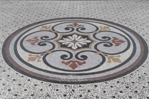 Restaurierung von Mosaiken